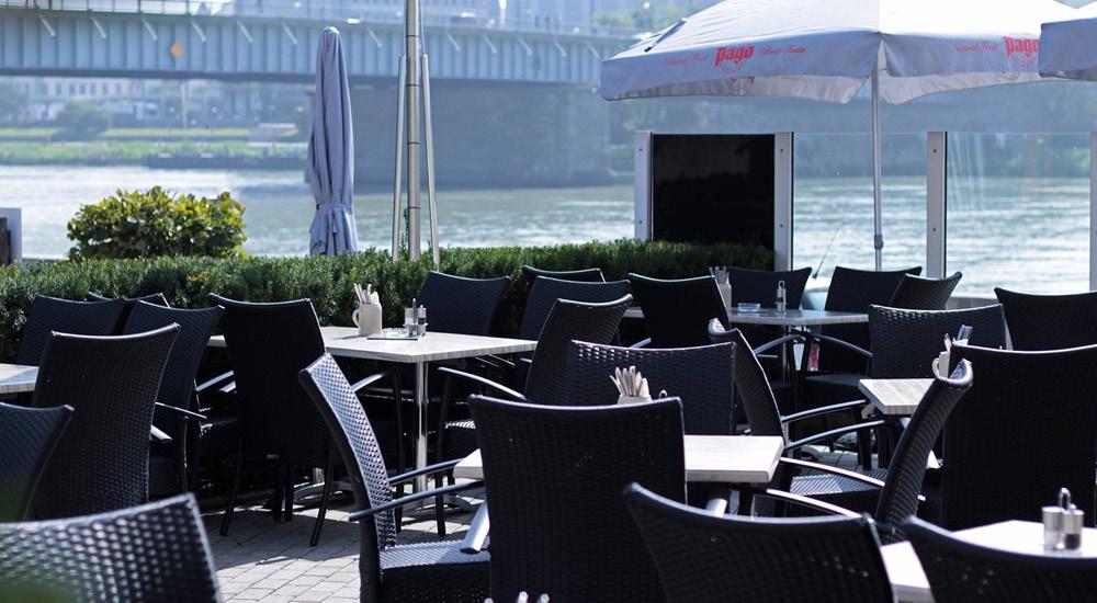 Kulinarik an der Donau